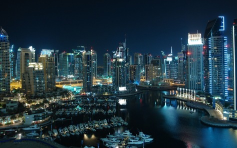 dubai-marina-night-view